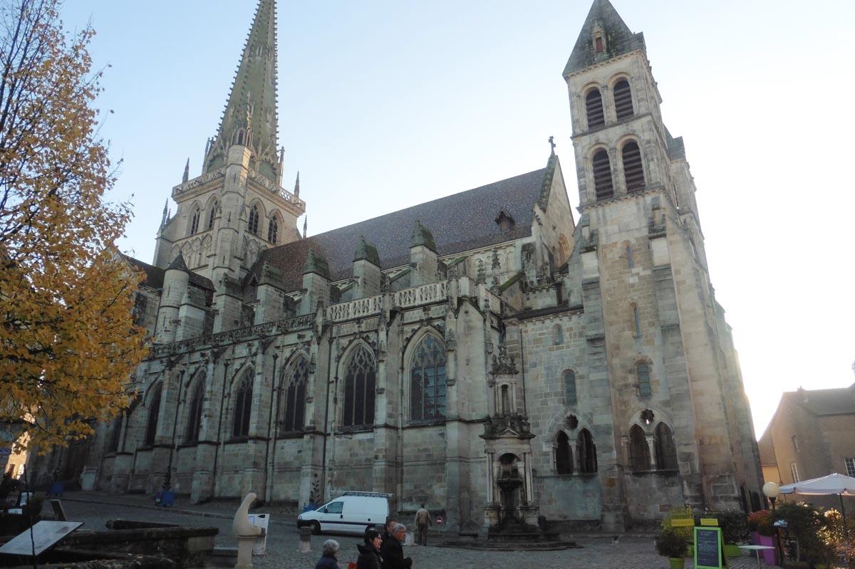 Autun Cathédrale 2