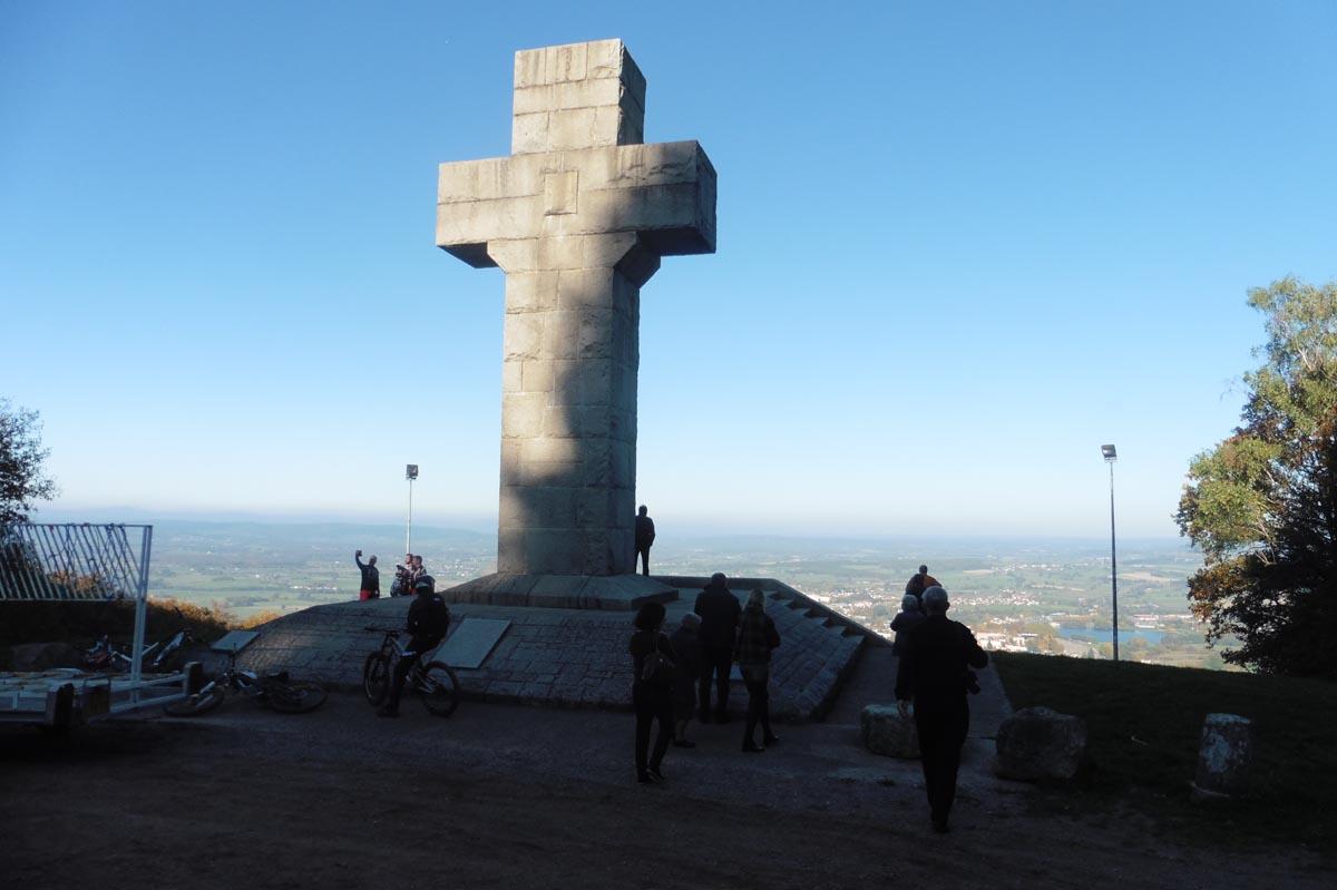 Autun Croix de la Libération 1