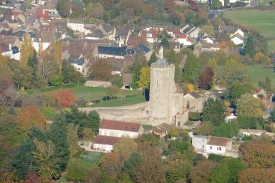 Autun Tour des Ursulines