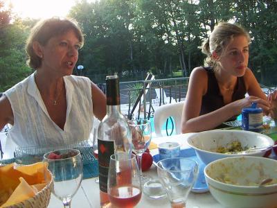 Dominique et Pauline