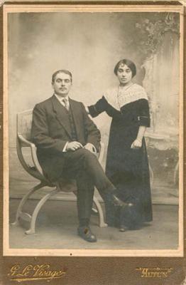 Gabriel et Yvonne