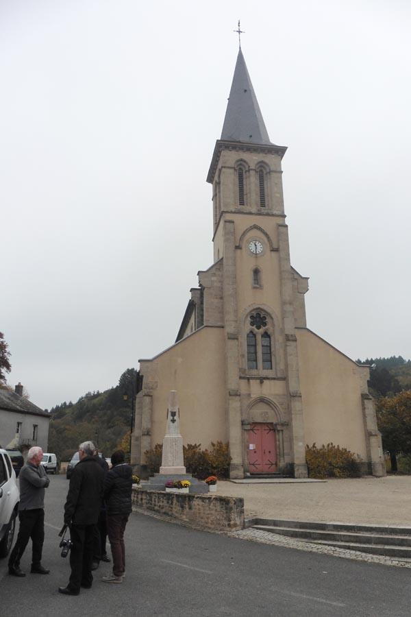 La Grande Verrière église 1