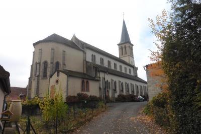 La Grande Verrière église 2