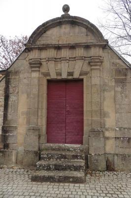 La Grande Verrière Porte classée