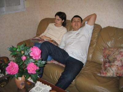 Caroline et Raphaël
